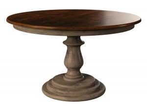 Wilson Round Pedestal Table