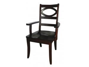 Globe Arm Chair