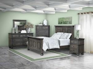 Maxwell 6pc Bedroom Suite