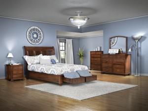 William 6pc. Bedroom Suite