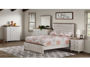 Coastal 6pc. Bedroom Suite