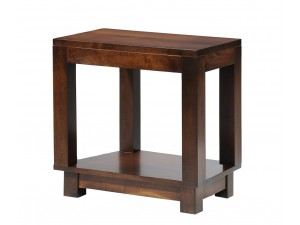 Urban Living Room Chairside Table