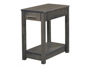 """""""I"""" Collection Chairside Table"""