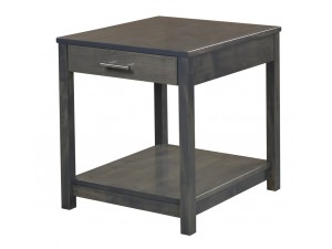 """""""I"""" Collection End Table"""