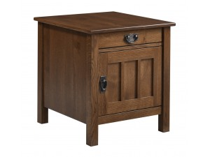 Liberty Mission End Table