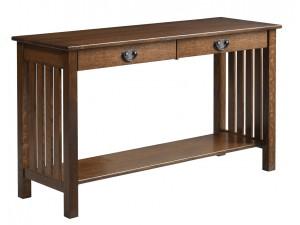 Liberty Mission Sofa Table