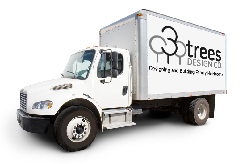 3 Trees Design Company Delivery