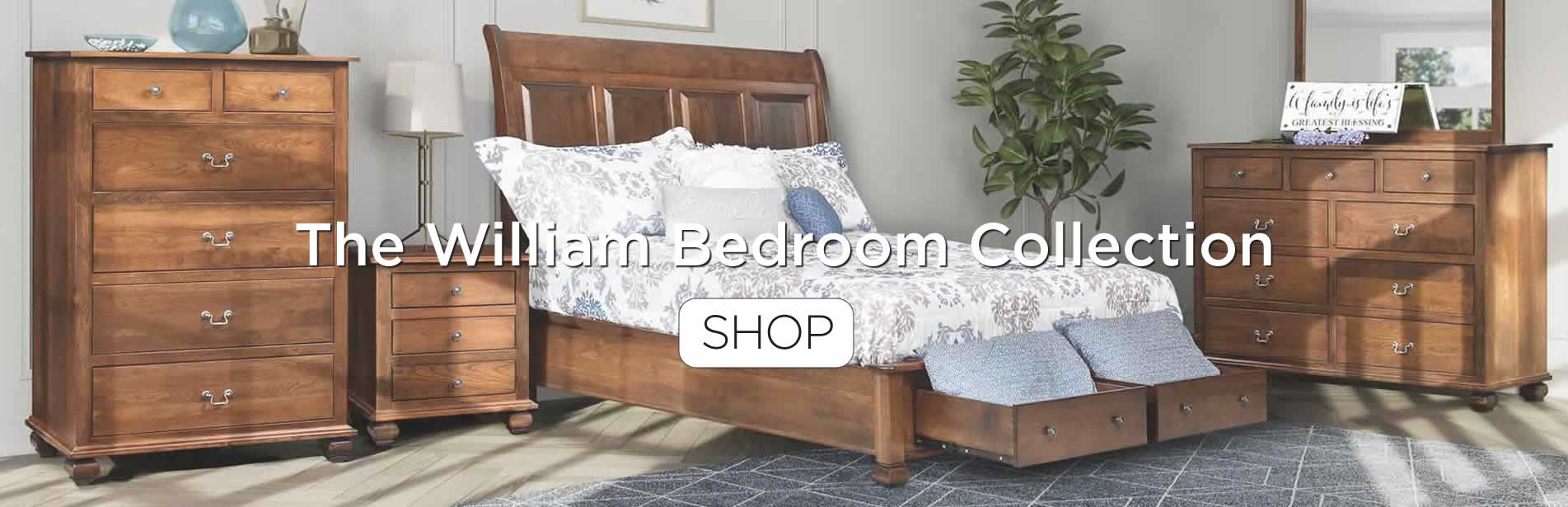 The William Bedroom Collection