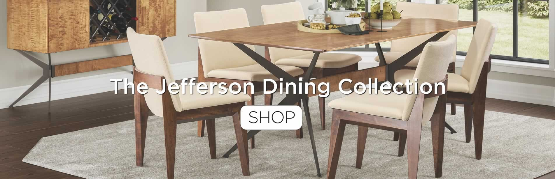 Jefferson Dining Collection